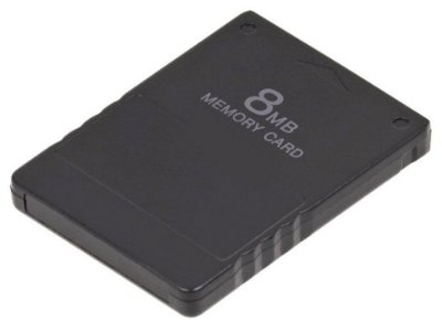 MEMORY CARD 8 MB PS2 PLAYSTATION 2 XTRAD XD-008