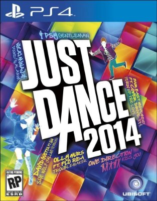 JUST DANCE 2014 PS4 NOVO LACRADO EM PORTUGUÊS