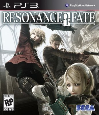 RESONANCE OF FATE PS3 NOVO LACRADO