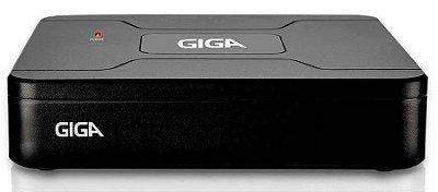 DVR OPEN HD LITE GIGA SECURITY GS0082 720P 4 CANAIS