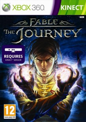 FABLE THE JOURNEY XBOX 360 NOVO LACRADO EM PORTUGUÊS