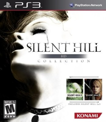 SILENT HILL HD COLLECTION PS3 NOVO LACRADO