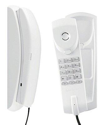 TELEFONE COM FIO INTELBRAS TC 20 BRANCO