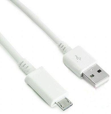 CABO MICRO USB X USB XT-38 BRANCO 85 CM