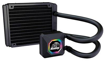 AKASA WATERCOOLER VENOM R10 AK-LC4001HS03 LED RGB UNIVERSAL INTEL AMD