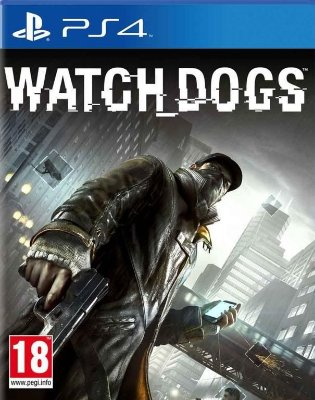 WATCH DOGS PS4 NOVO LACRADO EM PORTUGUÊS