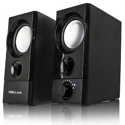 CAIXA DE SOM INFOKIT VC-D420 10W PC NOTE