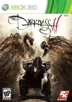 THE DARKNESS 2 XBOX 360 NOVO LACRADO