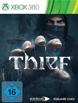 THIEF XBOX 360 NOVO LACRADO