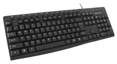 TECLADO USB MULTIMÍDIA C3TECH KB-M31BK