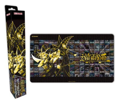 YU-GI-OH! TAPETE DE DUELO GOLDEN DUELIST COLLECTION GAME MAT