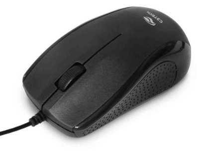 MOUSE USB PRETO C3TECH MS-25BK