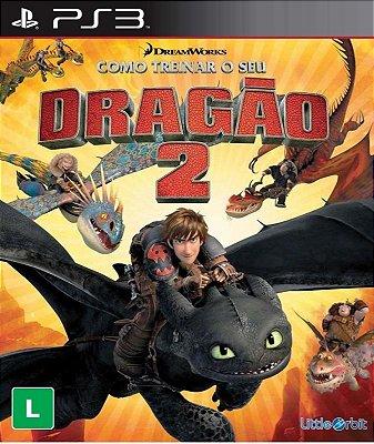 COMO TREINAR O SEU DRAGÃO 2 PS3 LEGENDADO NOVO LACRADO
