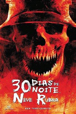 30 DIAS DE NOITE NEVE RUBRA HQ NOVO