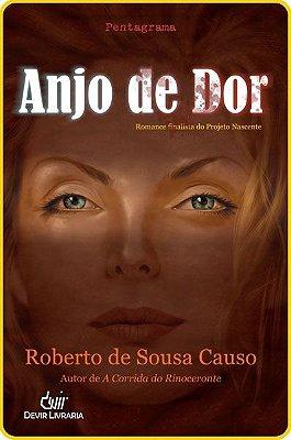 ANJO DE DOR DEVIR LIVRO ROBERTO DE SOUSA CAUSO NOVO