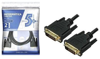 CABO DVI 24+1 2 METROS CHIPSCE 018-9557