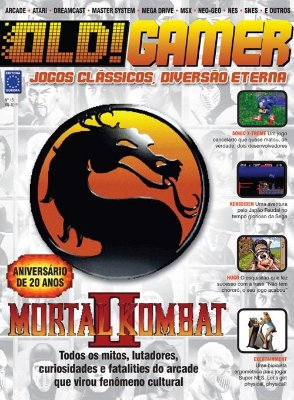 MORTAL KOMBAT II REVISTA OLD!GAMER OLD GAMER 15