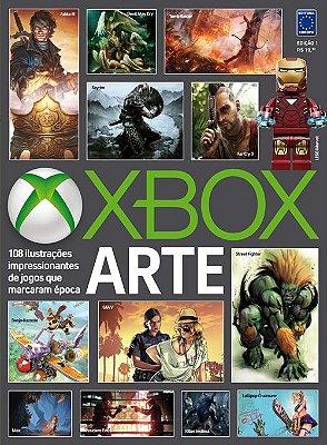 XBOX ARTE REVISTA XBOX EDIÇÃO ESPECIAL NOVO