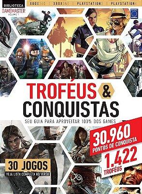 REVISTA GAMER ESPECIAL TROFÉUS E CONQUISTAS VOLUME 1