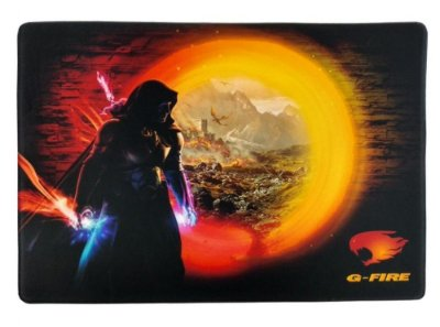 MOUSEPAD MOUSE PAD GAMER G-FIRE MP2018-D 34 X 25 CM