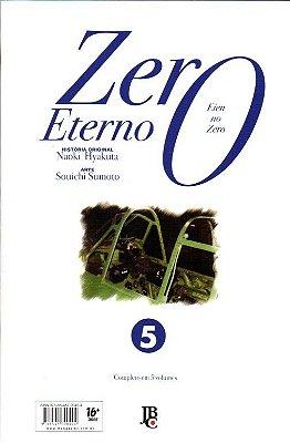 ZERO ETERNO VOLUME 5 MANGÁ EDIT JBC NOVO COLEÇÃO COM 5 VOLUMES