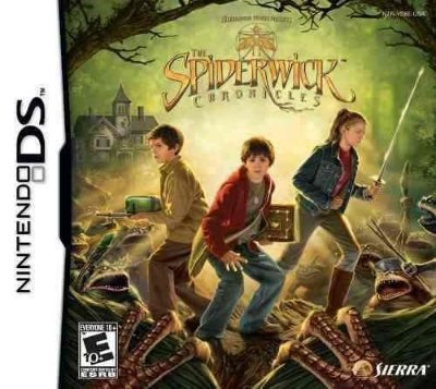 Jogo The Spiderwick Chronicles Nintendo Ds Novo Lacrado