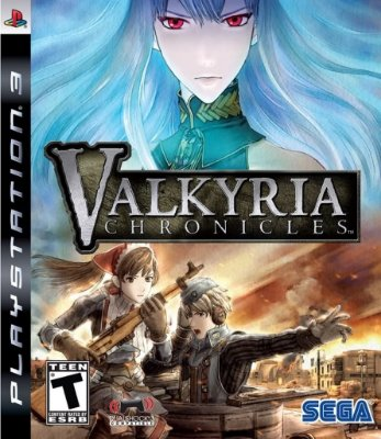 VALKYRIA CHRONICLES PS3 NOVO LACRADO