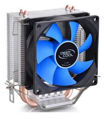 COOLER GAMER PRA PROCESSADOR INTEL AMD DEEPCOOL ICE EDGE MINI FS V2.0