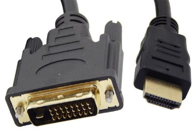CABO HDMI MACHO X DVI 24+1 MACHO XTRAD XT-5018 1,50 METROS