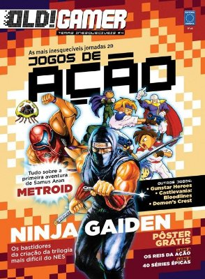 NINJA GAIDEN REVISTA OLD!GAMER OLD GAMER 28