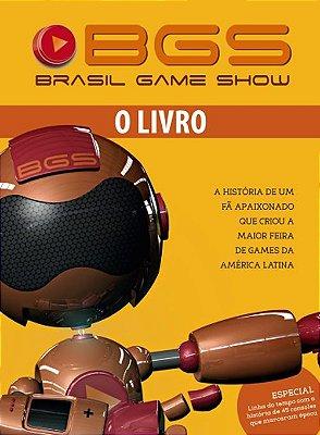 BRASIL GAME SHOW LIVRO BGS NOVO