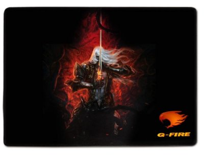 MOUSEPAD GAMER G-FIRE MP2018A 34 X 26 CM