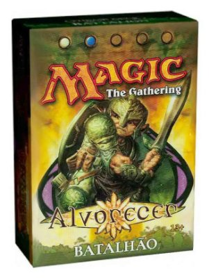 MAGIC THE GATHERING DECK ALVORECER BATALHÃO EM PORTUGUÊS