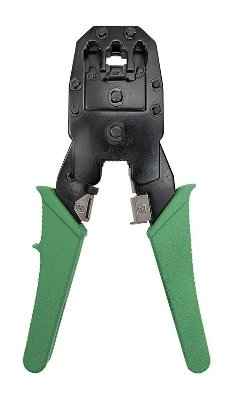 ALICATE DE CRIMPRAR CONECTOR RJ11, RJ12 E RJ45 HIKARI HK-301