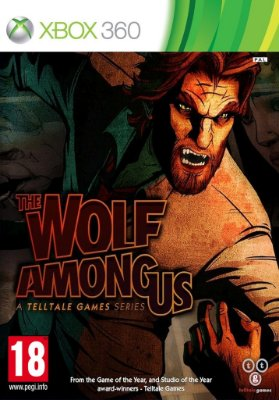 THE WOLF AMONG US XBOX 360 NOVO LACRADO