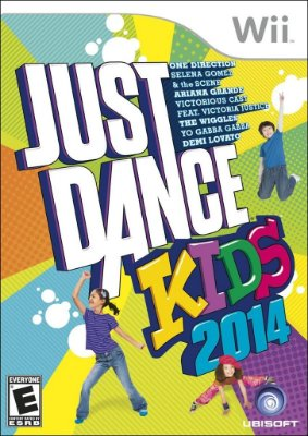 JUST DANCE KIDS 2014 WII NOVO LACRADO