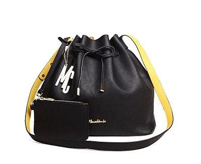 Bolsa Macadâmia - MCI14023-01D - Black