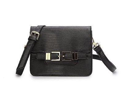 Bolsa Macadâmia - MCJ09039-01D - Black