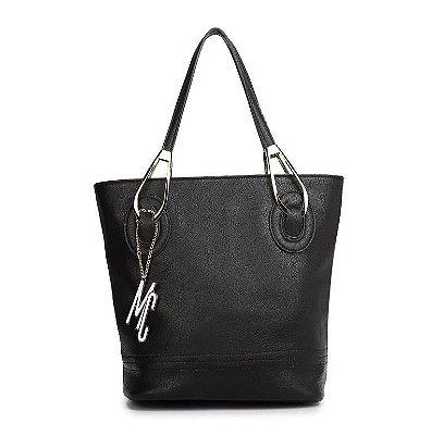 Bolsa Macadâmia - MCJ09043-01D - Black