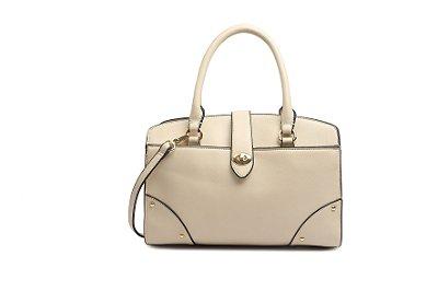 Bolsa de Macadâmia - Off White - MCL01084-04E