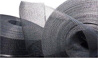 Tela de PVC Reforçada Fibra de Vidro 1,5m Largura - Metro Linear