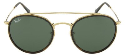 Óculos de sol - Ray-Ban RB3647 Double Bridge