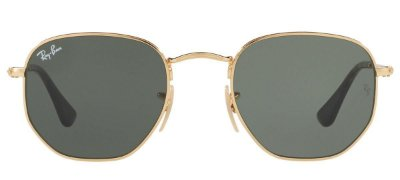 Óculos de Sol Ray-Ban RB3548NL HEXAGONAL