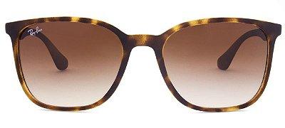 Óculos de Sol Ray-Ban RB4316L - Tartaruga Fosco