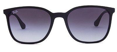 Óculos de Sol Ray-Ban RB4316L - Preto Fosco