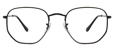 Óculos de Grau Ray-Ban Hexagonal RB6448