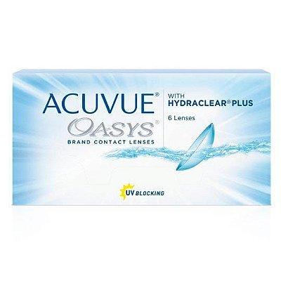 Acuvue OASYS Hipermetropia (+)