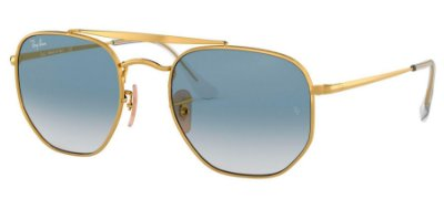OCULOS DE SOL RAY BAN MARSHAL RB3628 AZUL DEGRADE