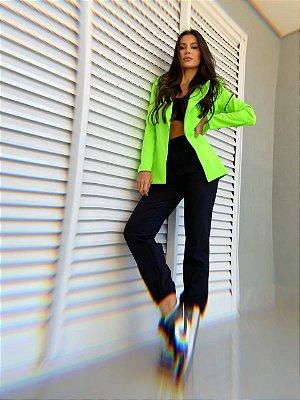 blazer verde - cloude