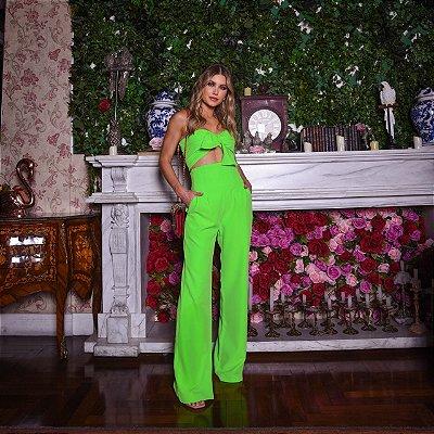 Conjunto verde melina - desnude